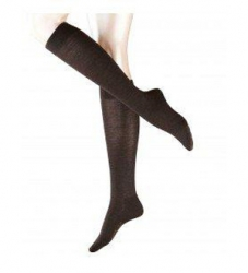 Women's Wool Knee High Socks