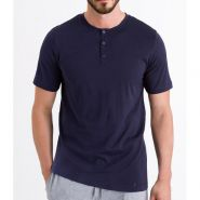 Night & Day Short Sleeve Henley Shirt - Men's