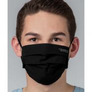 Organic Cotton Face Mask - Men's