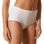 2000 Maxi Briefs - Women's-White-42